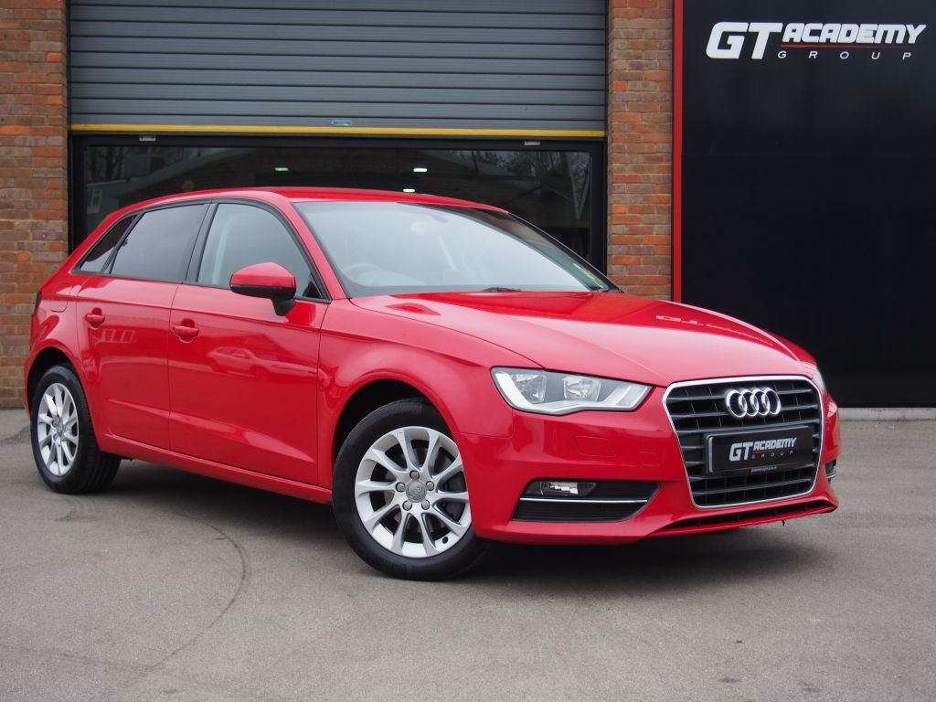 used Audi A3 1.2T FSI SE AA INSPECTED . 1 LADY OWNER in tring-hertfordshire