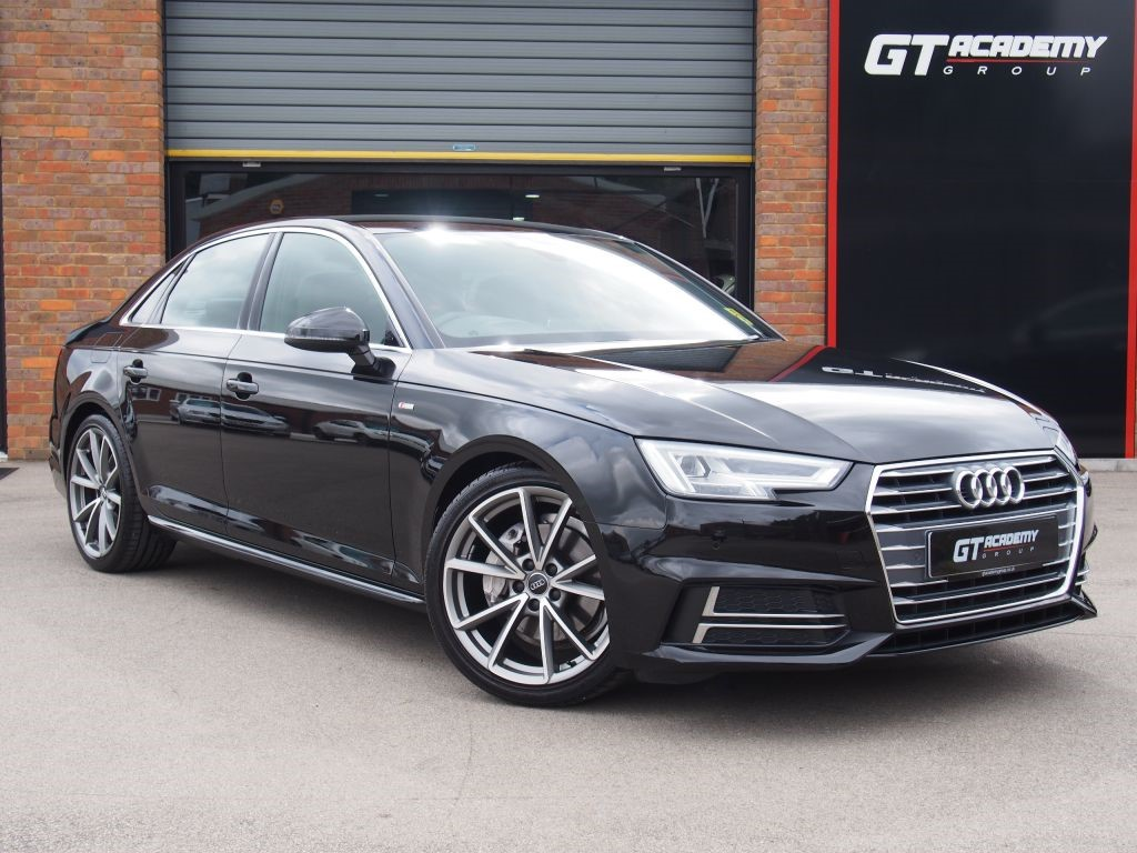 used Audi A4 2.0TDI S LINE AA INSPECTED . VERY HIGH SPEC in tring-hertfordshire