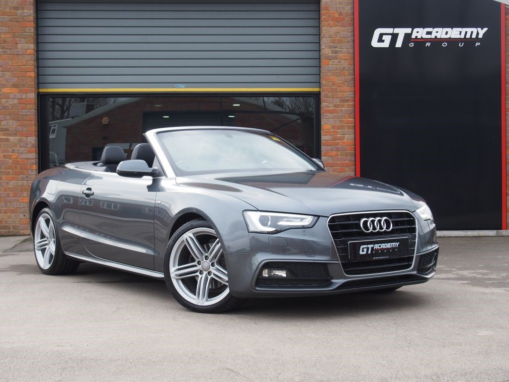 used Audi A5 2.0TDI S LINE SPECIAL EDITION AA INSPECTED - AUDI FSH in tring-hertfordshire