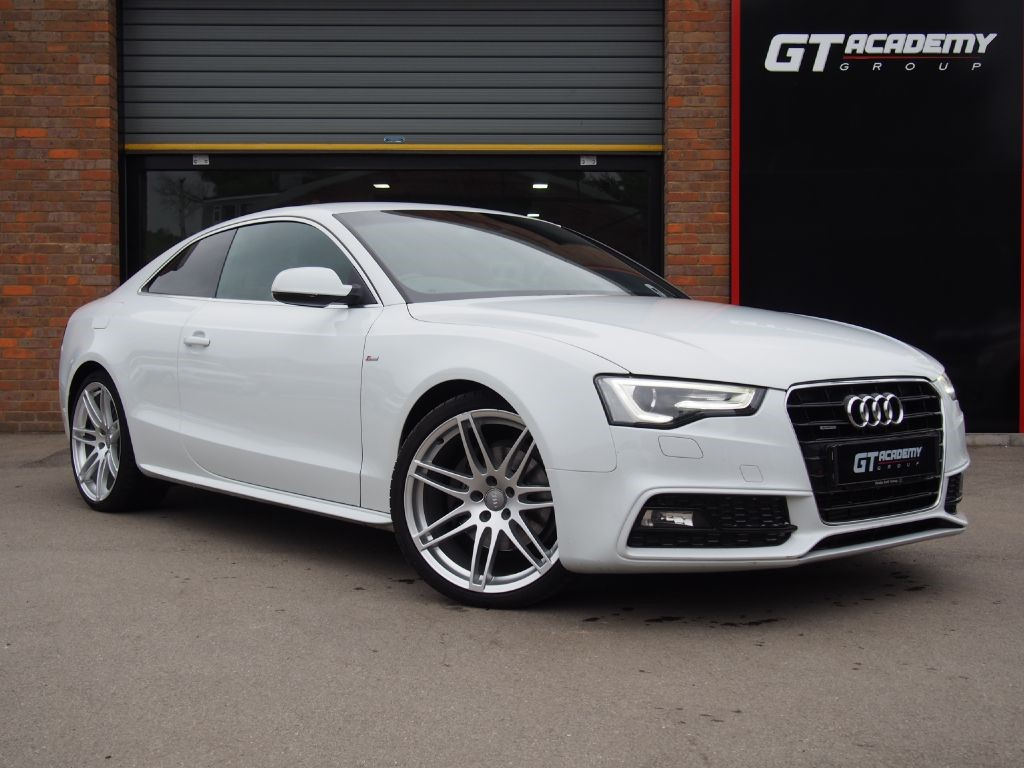 used Audi A5 TFSI QUATTRO S LINE AA INSPECTED - AUDI FSH - HIGH SPEC in tring-hertfordshire