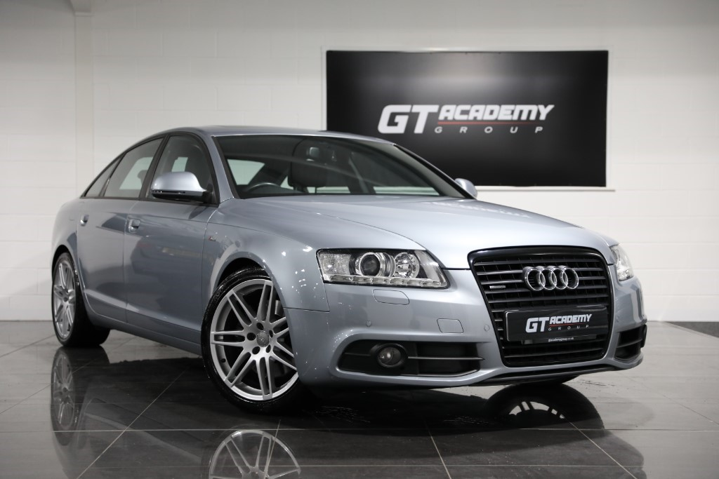 used Audi A6 2.7TDI QUATTRO LE MANS AA INSPECTED - AUDI FSH - 2 OWNERS in tring-hertfordshire