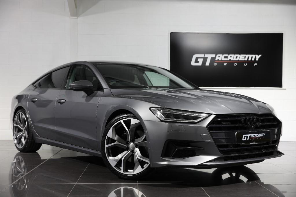 used Audi A7 3.0TDI V6 50 SPORT TIPTRONIC QUATTRO - 21