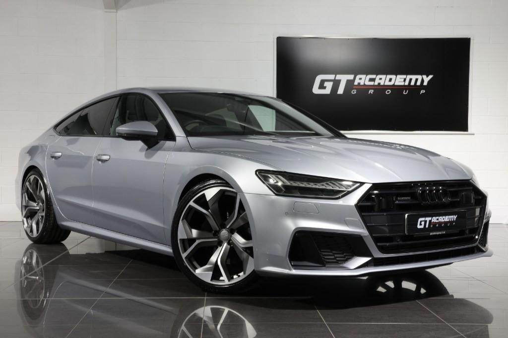 used Audi A7 3.0TDI QUATTRO S LINE SPORTBACK - 21
