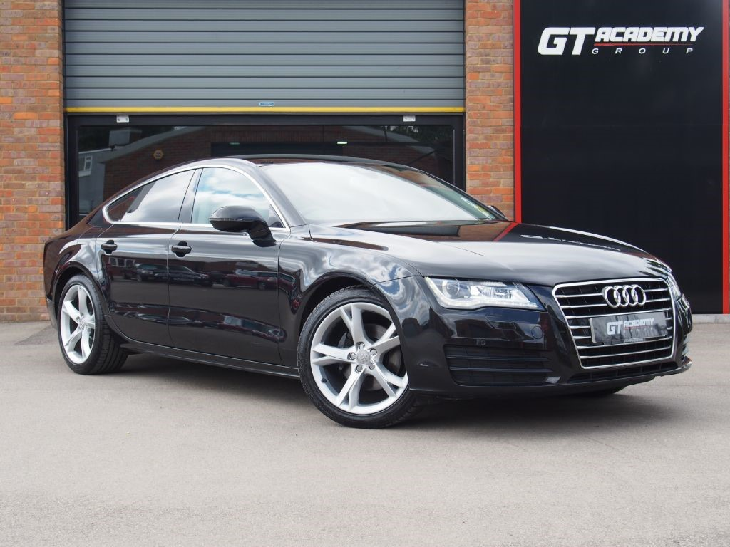 used Audi A7 3.0TDI SE AA INSPECTED - FSH - TECHNOLOGY PACK in tring-hertfordshire