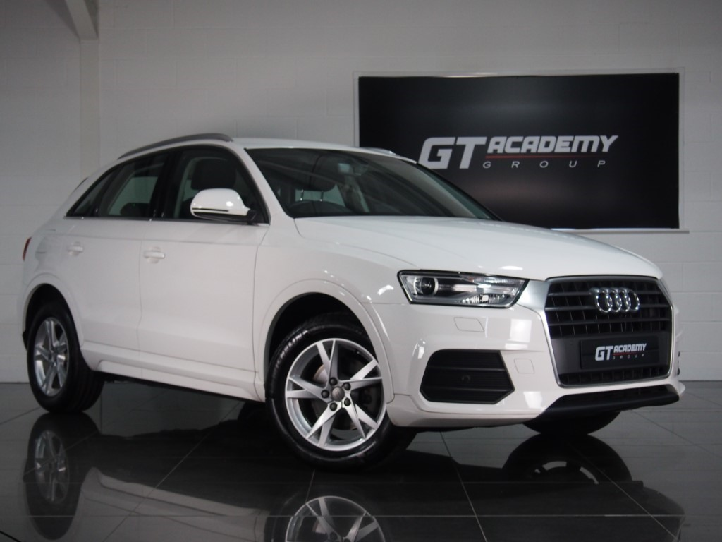 used Audi Q3 1.4TFSI SE AA INSPECTED - 1 OWNER - FSH in tring-hertfordshire