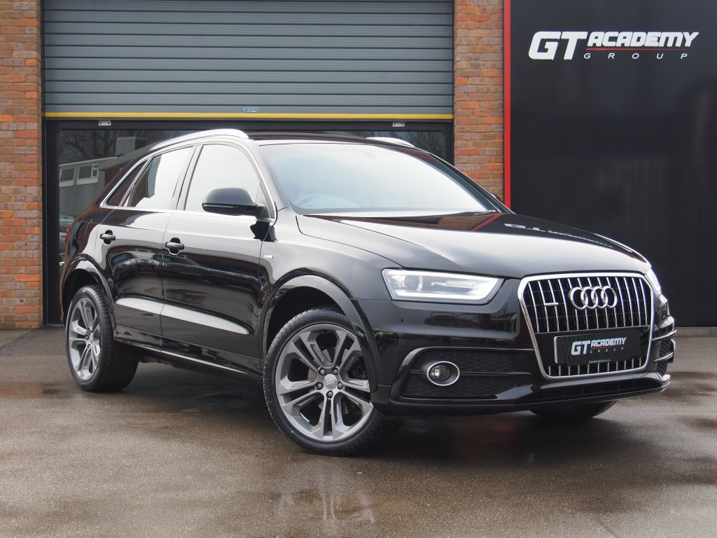 used Audi Q3 2.0TFSI QUATTRO S LINE AA INSPECTED . AUDI FSH . SAT NAV in tring-hertfordshire