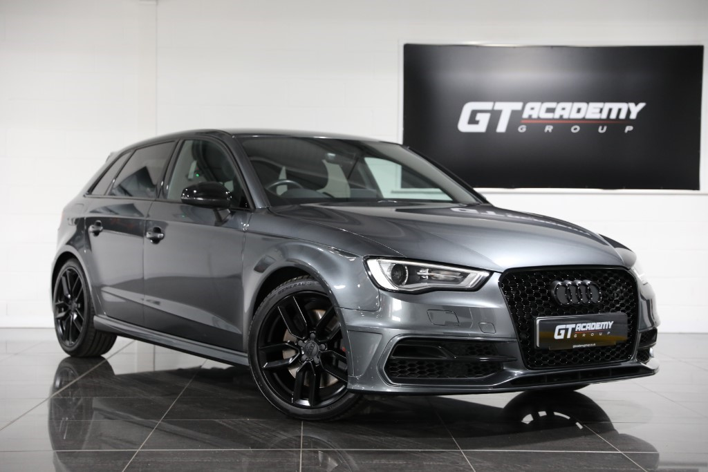 used Audi S3 SPORTBACK QUATTRO NAV ** 5.9% APR FINANCE OFFER ** in tring-hertfordshire