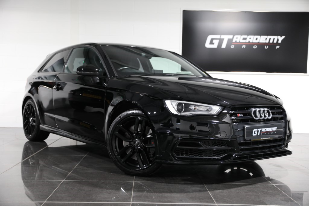 used Audi S3 QUATTRO ** 5.9% APR FINANCE OFFER ** in tring-hertfordshire