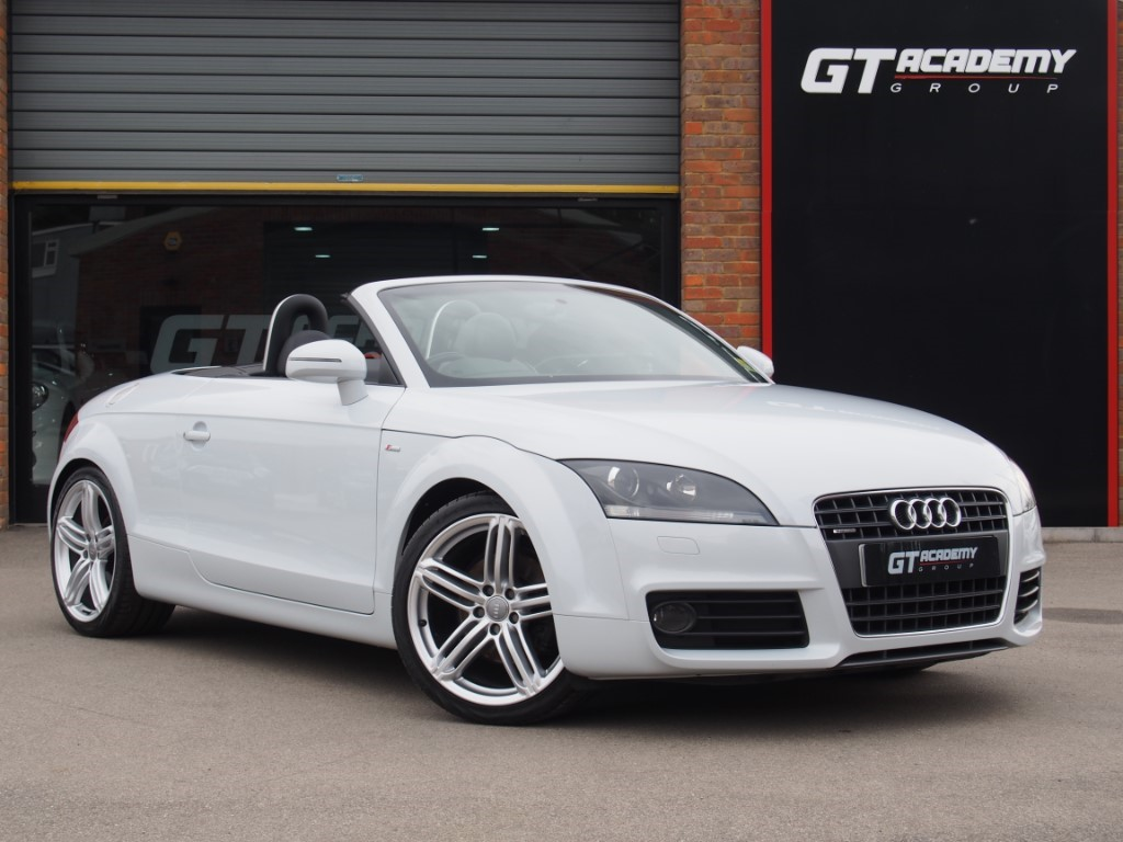 used Audi TT 2.0TDI QUATTRO S LINE AA INSPECTED - 2 OWNERS - FSH in tring-hertfordshire