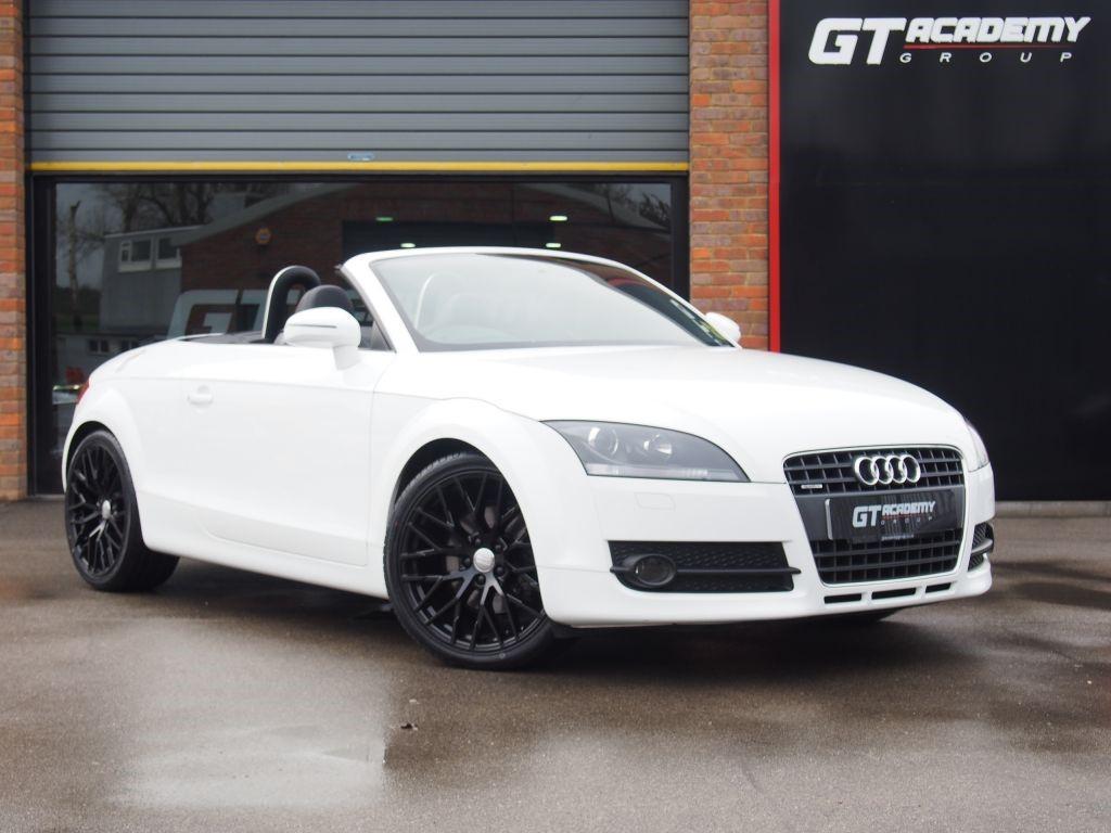 "used Audi TT TDI QUATTRO AA INSPECTED . AUDI FSH . 19"" ALLOYS in tring-hertfordshire"