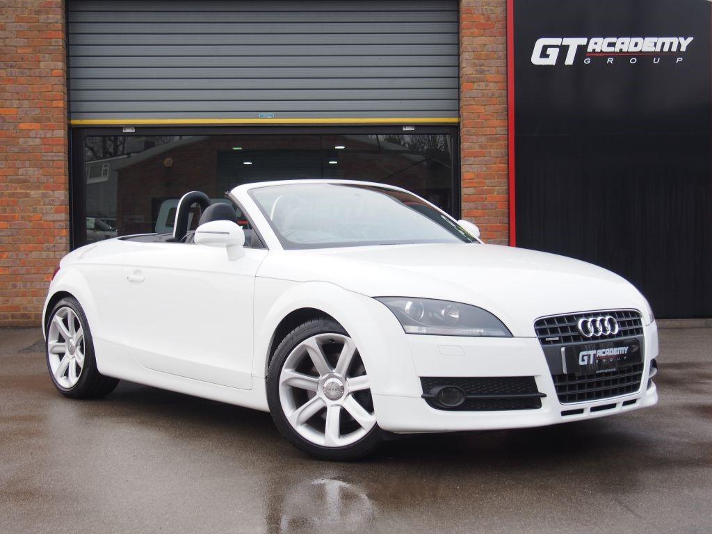 "used Audi TT 2.0TDI QUATTRO AA INSPECTED . AUDI FSH . 18"" ALLOYS in tring-hertfordshire"