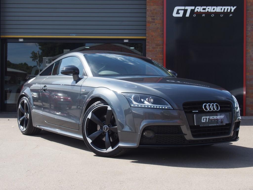 used Audi TT 2.0TDI QUATTRO BLACK EDITION AA INSPECTED - FSH - 19