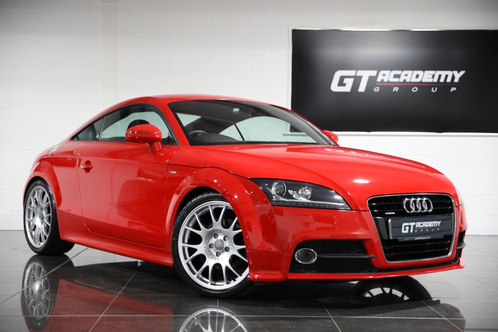 used Audi TT 2.0TDI QUATTRO S LINE ** 5.9% APR FINANCE OFFER ** in tring-hertfordshire