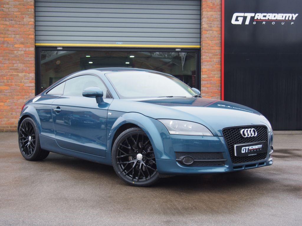 "used Audi TT 2.0TFSI AA INSPECTED . REVO STAGE 1 . MILLTEK EXHAUST . 19"" ALLOYS in tring-hertfordshire"
