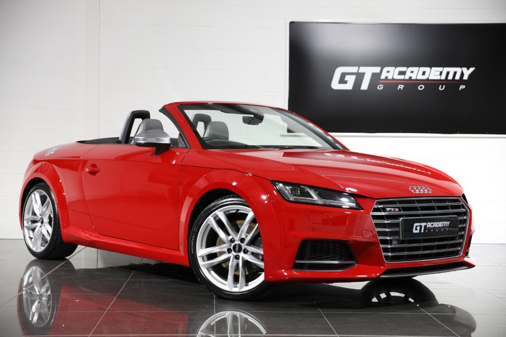 used Audi TTS 2.0TFSI QUATTRO - AA INSPECTED - VERY HIGH SPEC in tring-hertfordshire
