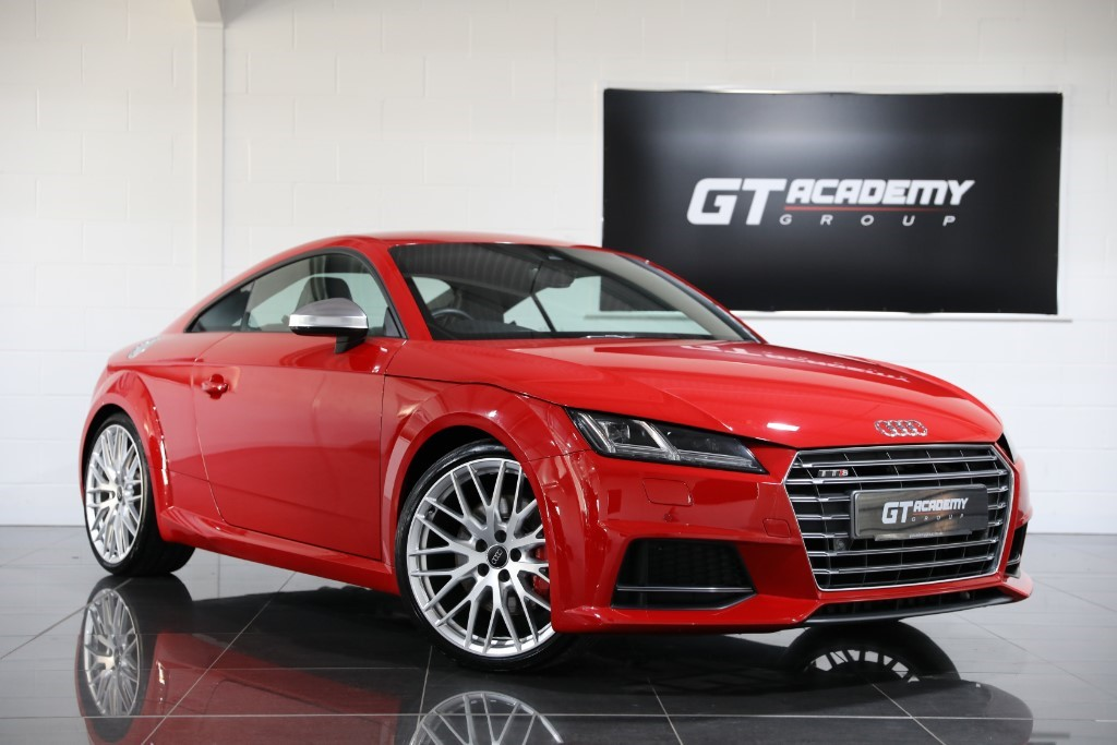 used Audi TTS 2.0TFSI QUATTRO ** 5.9% APR FINANCE OFFER ** in tring-hertfordshire