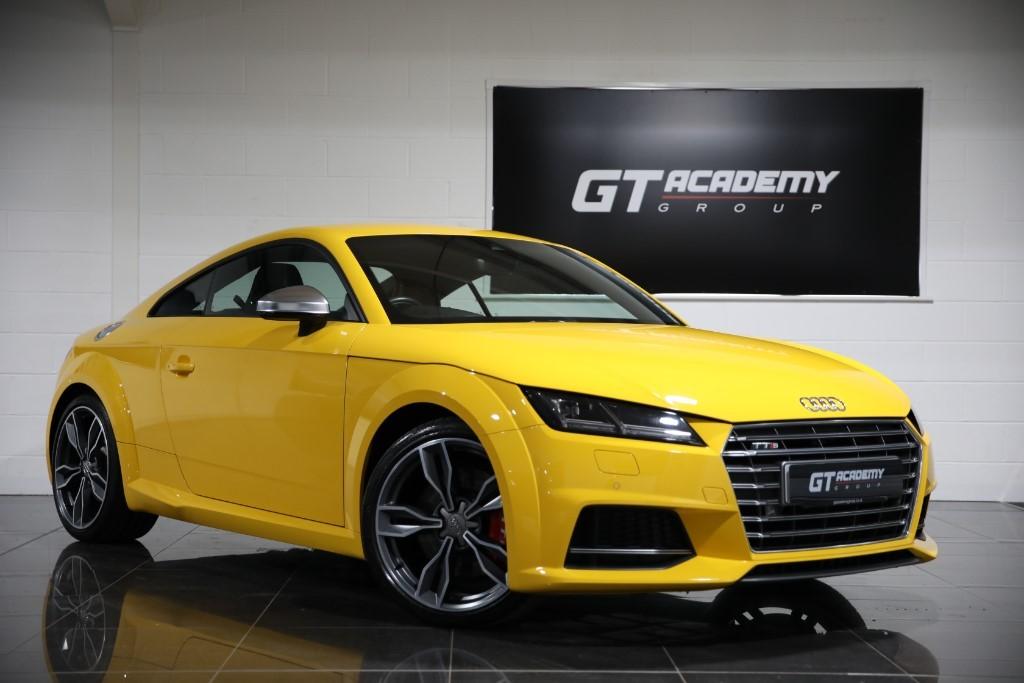 used Audi TTS 2.0TFSI QUATTRO ** 5.9% APR FINANCE OFFER ** in tring-hertfordshire