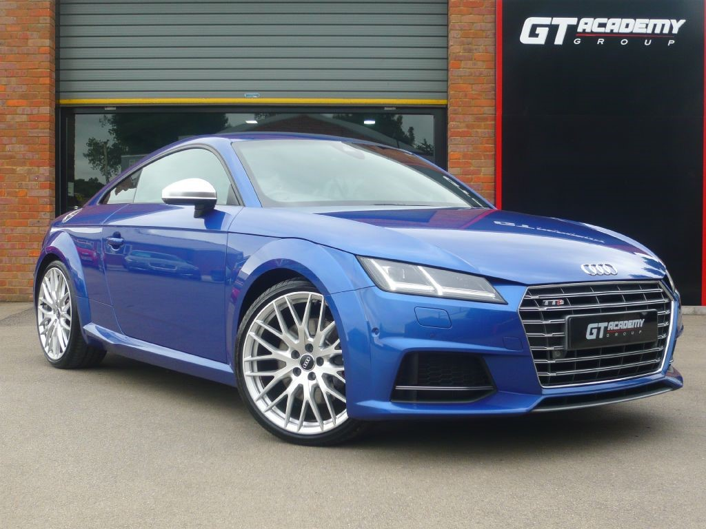 used Audi TTS TFSI QUATTRO AA INSPECTED - VERY HIGH SPEC - AUDI FSH in tring-hertfordshire
