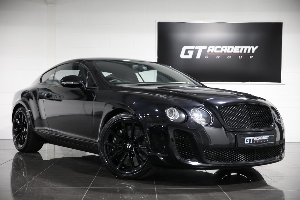used Bentley Continental SUPERSPORTS ** 5.9% APR FINANCE OFFER ** in tring-hertfordshire