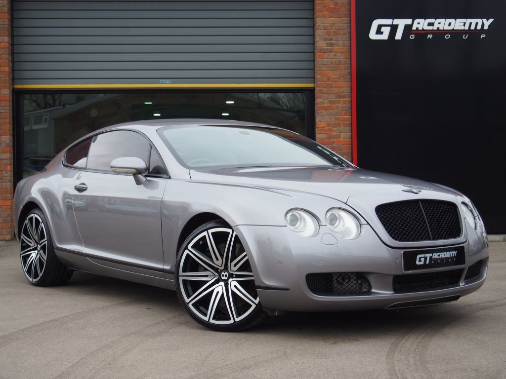 used Bentley Continental GT 6.0W12 AA INSPECTED - STUNNING CAR in tring-hertfordshire