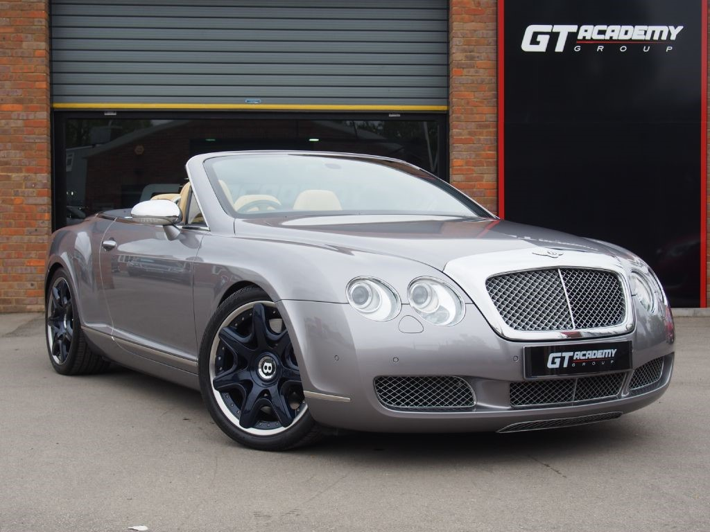 used Bentley Continental GTC 6.0 W12 MULLINER DRIVING PACK - BENTLEY FSH in tring-hertfordshire