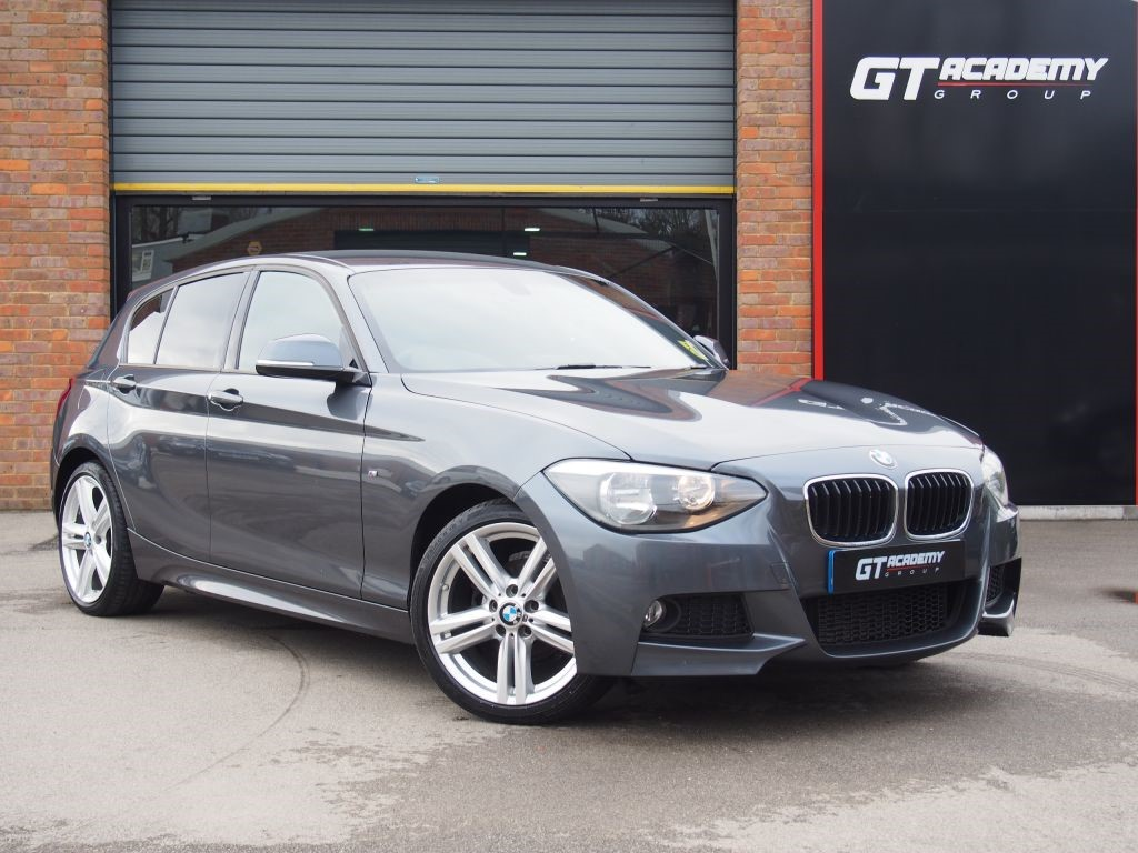 used BMW 118d M SPORT AA INSPECTED . BMW FSH  in tring-hertfordshire
