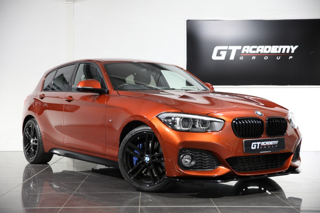 used BMW 118d M SPORT SHADOW EDITION - AA INSPECTED in tring-hertfordshire
