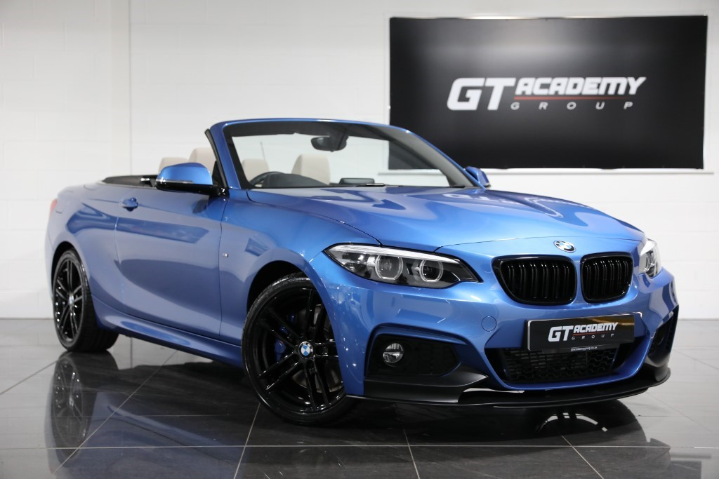 used BMW 218i M SPORT ** 5.9% APR FINANCE OFFER ** in tring-hertfordshire