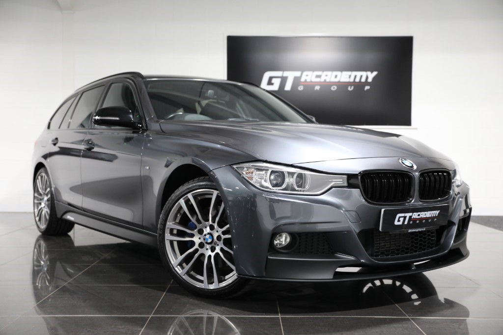 used BMW 320d XDRIVE M SPORT TOURING AA INSPECTED - M SPORT PLUS PACKAGE in tring-hertfordshire
