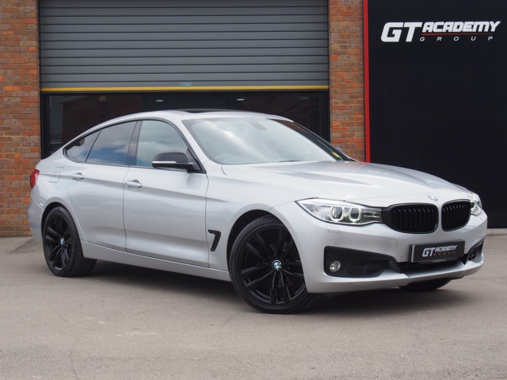 used BMW 320d SPORT GRAN TURISMO AA INSPECTED - VERY HIGH SPEC in tring-hertfordshire
