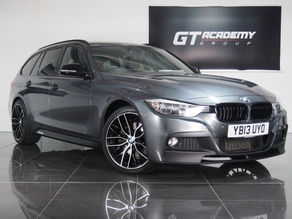 used BMW 330d XDRIVE M SPORT TOURING AA INSPECTED - 1 OWNER - FSH in tring-hertfordshire