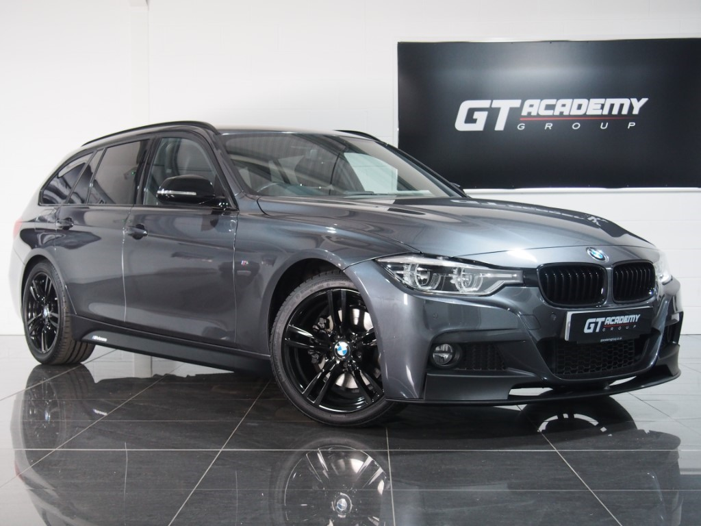 used BMW 330i M SPORT TOURING AA INSPECTED - 1 OWNER - BMW FSH in tring-hertfordshire