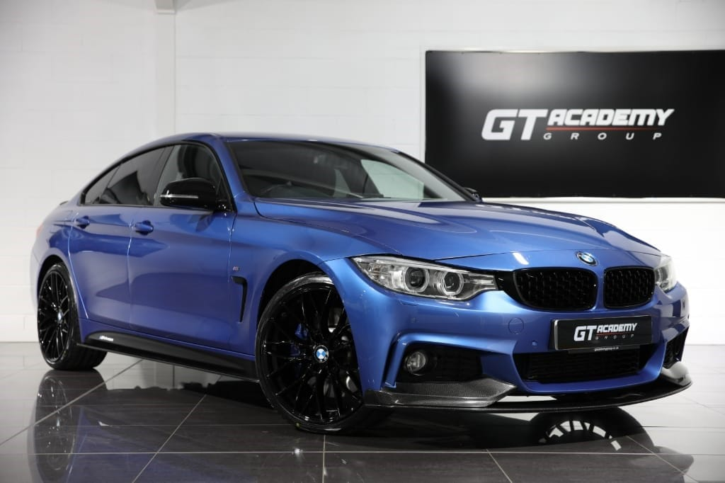 used BMW 430d XDRIVE M SPORT GRAN COUPE - 20