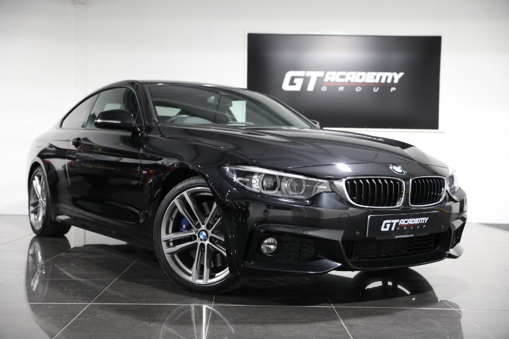 used BMW 440i M SPORT HIGH SPEC - M SPORT PLUS PACKAGE in tring-hertfordshire