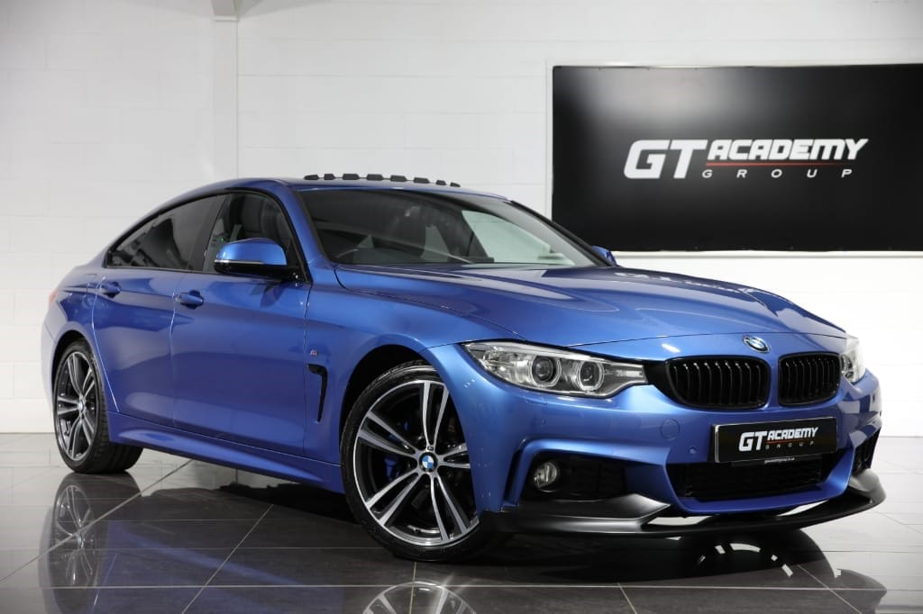 used BMW 440i M SPORT GRAN COUPE - HIGH SPEC - VERY LOW MILEAGE in tring-hertfordshire