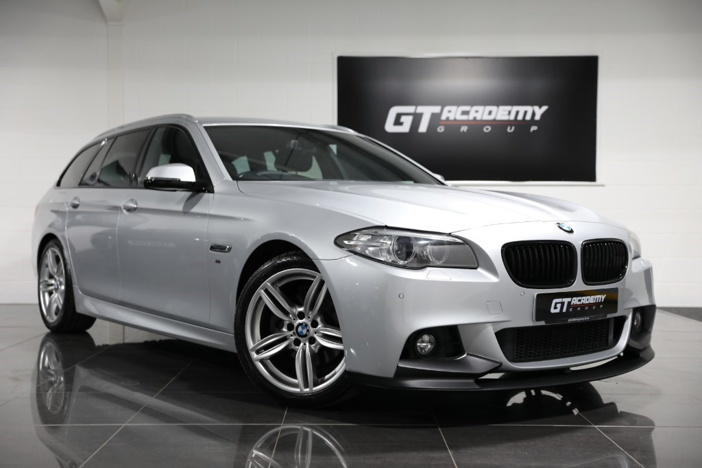 used BMW 520d M SPORT TOURING AA INSPECTED - M SPORT PLUS PACKAGE in tring-hertfordshire