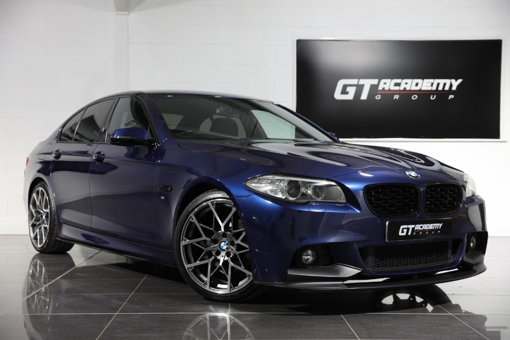 used BMW 520d M SPORT - M PERFORMANCE STYLE UPGRADES in tring-hertfordshire