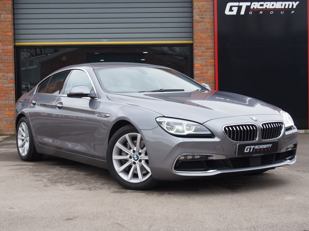 used BMW 640d SE GRAN COUPE AA INSPECTED - 1 OWNER - BMW FSH in tring-hertfordshire