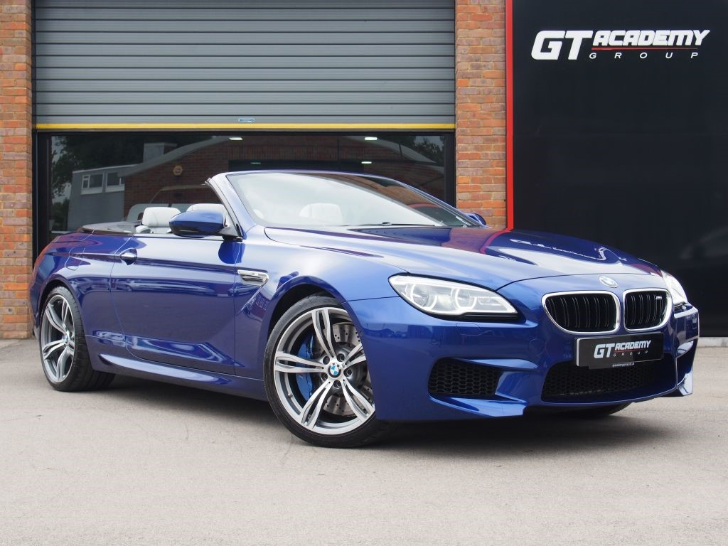 used BMW M6 4.4 M DCT CONVERTIBLE MASSIVE SPEC WITH FREE BMW SERVICE PACK in tring-hertfordshire