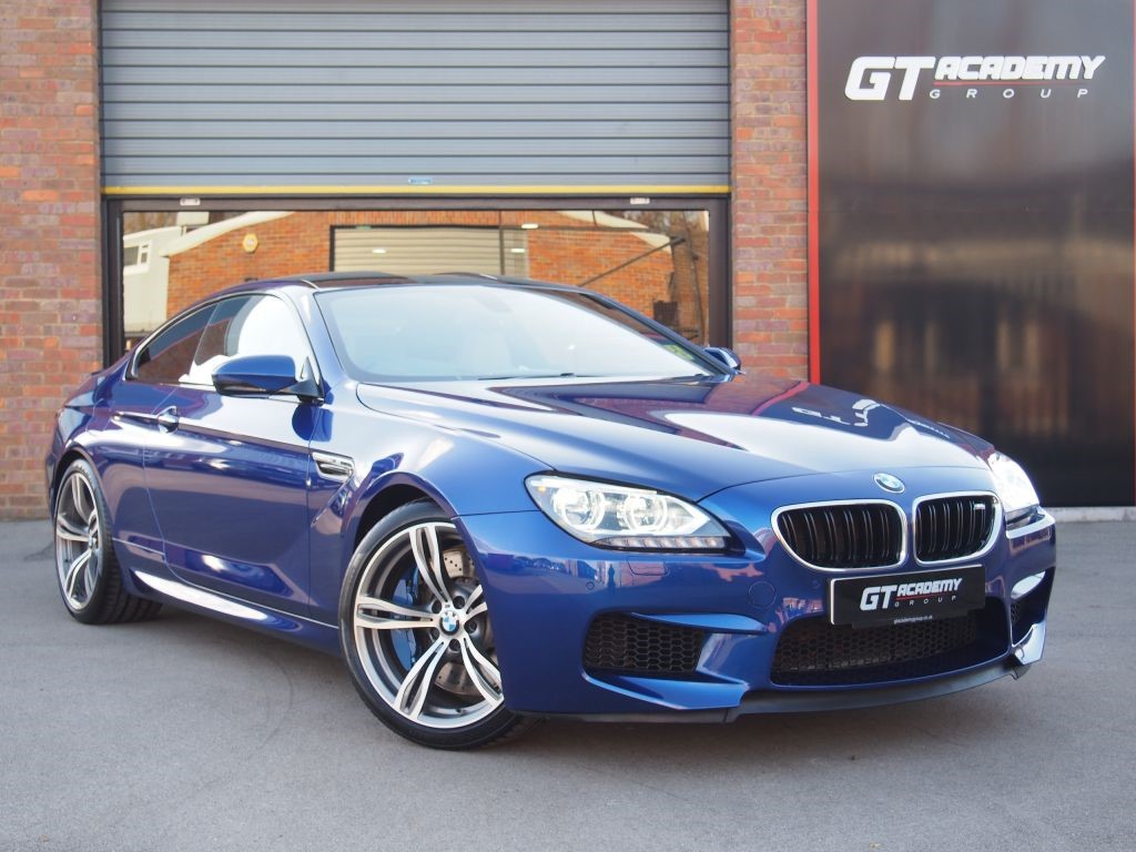 used BMW M6 4.4 M DCT AA INSPECTED . BMW FSH in tring-hertfordshire