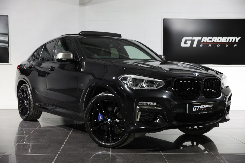used BMW X4  M40D XDRIVE - 1 OWNER - PAN ROOF - BMW FSH in tring-hertfordshire