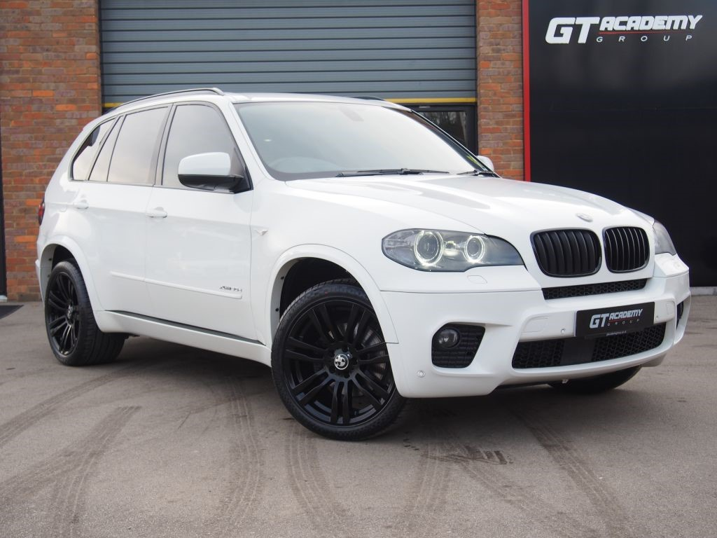 used BMW X5 XDRIVE30D M SPORT AA INSPECTED . 7 SEATS . HIGH SPEC in tring-hertfordshire