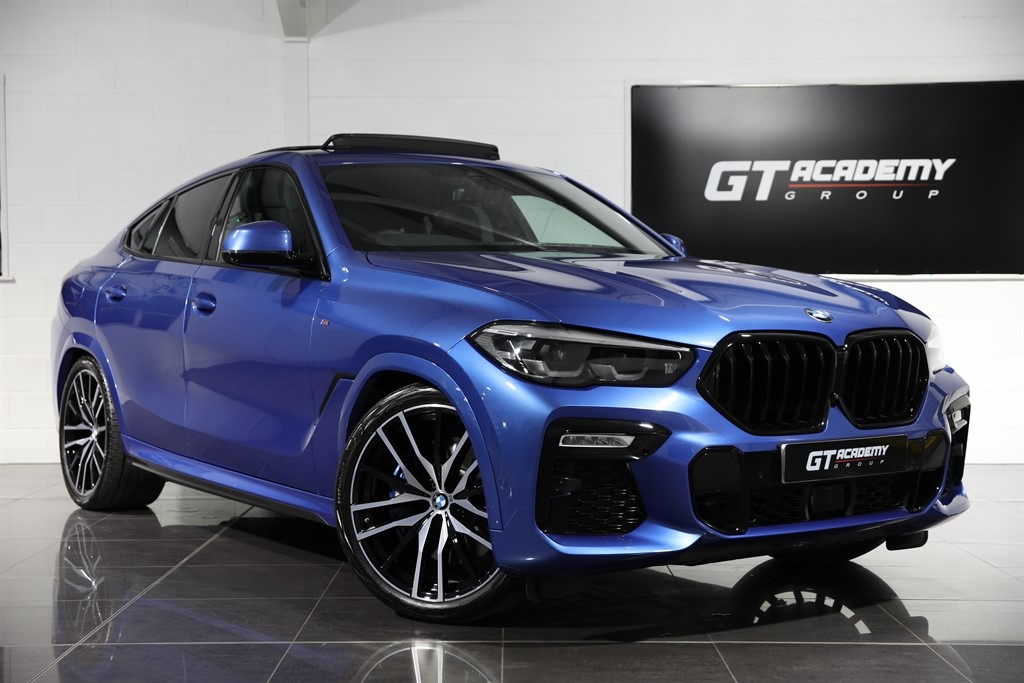 used BMW X6 XDRIVE30D M SPORT - PANORAMIC ROOF - 22