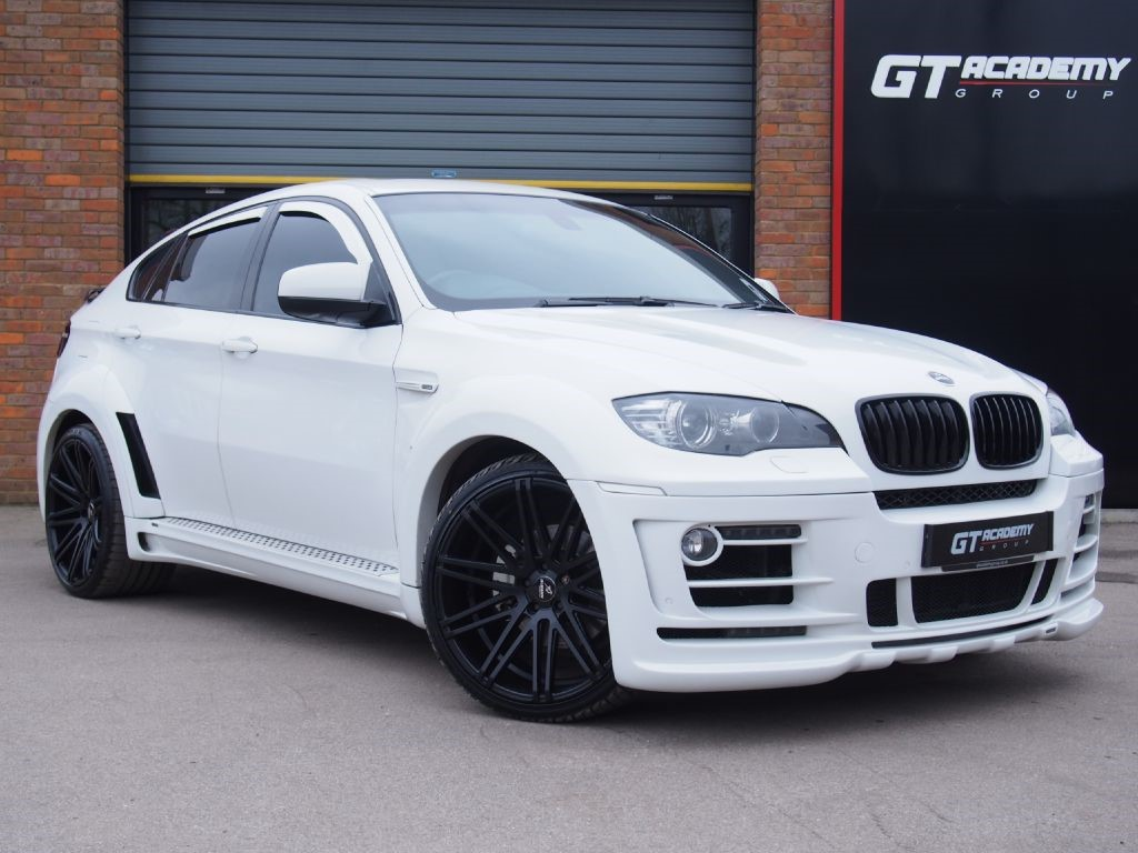 used BMW X6 XDRIVE35D HAMANN EDITION - MASSIVE SPEC in tring-hertfordshire