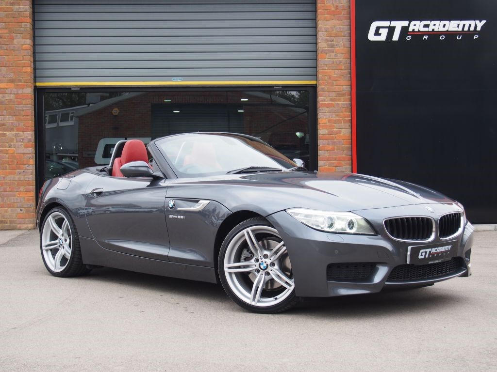 used BMW Z4 SDRIVE28I M SPORT ROADSTER AA INSPECTED - BMW SERVICE PACK in tring-hertfordshire