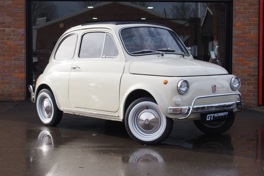 used Fiat 500L FULLY RESTORED - BEST AVAILABLE in tring-hertfordshire