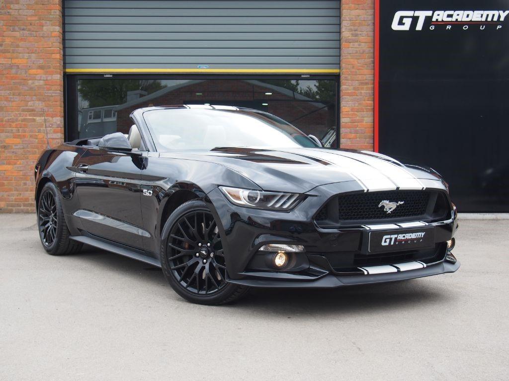 used Ford Mustang GT 5.0 V8 CUSTOM PACK - BORLA EXHAUST in tring-hertfordshire