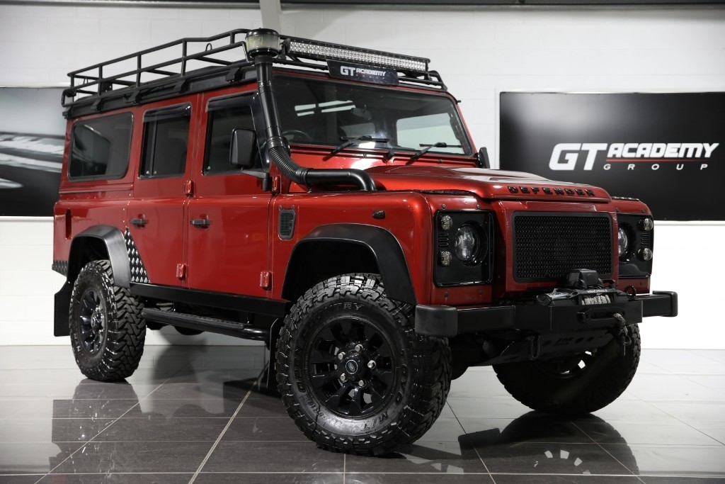 used Land Rover Defender 110 XS STATION WAGON in tring-hertfordshire