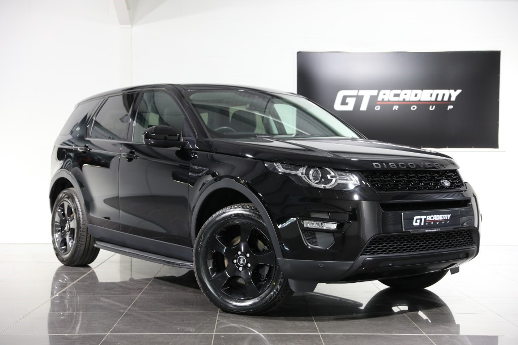 used Land Rover Discovery Sport 2.0ED4 HSE 1 OWNER - PAN ROOF - BLACK PACK in tring-hertfordshire