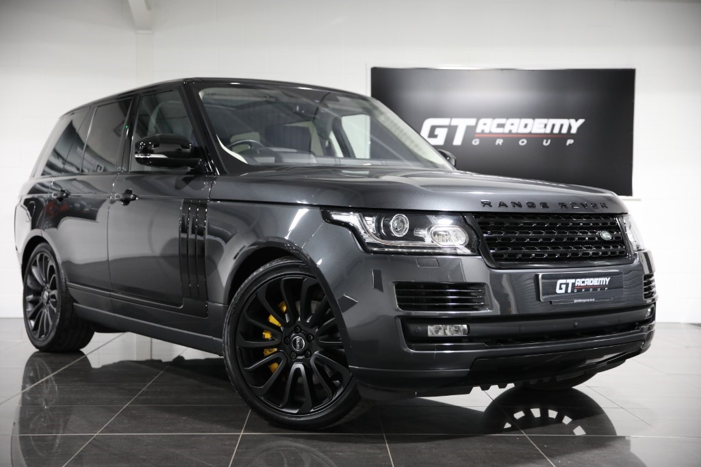 used Land Rover Range Rover 4.4SDV8 AUTOBIOGRAPHY ** 5.9% APR FINANCE OFFER ** in tring-hertfordshire